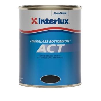 Interlux Fiberglass Bottomkote ACT - Quart