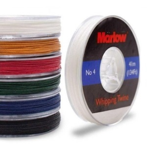 Marlow Whipping Twine No. 4 Assorted Colors