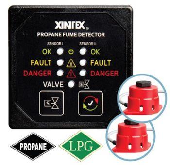 Propane & Gas Detectors