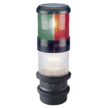 Warm white light Plaf/ón Redondo 42LEDs 12V 9W 840LM Alto Brillo para Barco Hogar