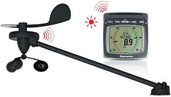 Raymarine Wireless T101 Micronet Cruising Wind System