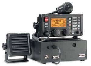 Icom M802 Single Side Band HF Receiver with Remote Head