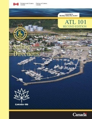Sailing Directions Newfoundland Northeast and East Coasts 2nd Edition