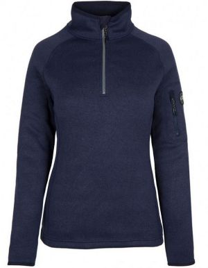 Gill Knit Fleece 1/4 Zip Jacket - Womens