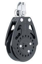 Harken 57mm Single Carbo Ratchmatic Block