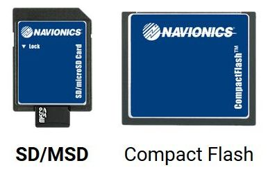 Navionics+ Global Regions 2GB