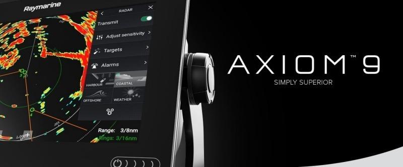 Raymarine Axiom 9 Chartplotter - Canada Binnacle com