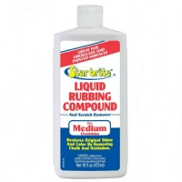 Starbrite Liquid Medium Rubbing Compound 16 Oz.