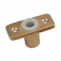 SeaDog Brass Rowlock Sockets Flush Mount