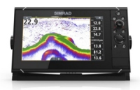 Simrad NSS9 evo3 9 in. Plotter with CHIRP & Structurescan Sonar 000-13234-001