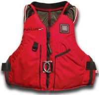 Salus Coastal Vest with Safety Harness